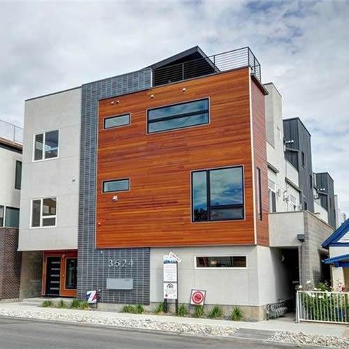 townhouse development in denver